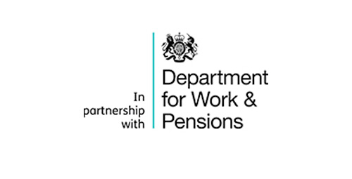 In partnership with the Department for Work and Pensions